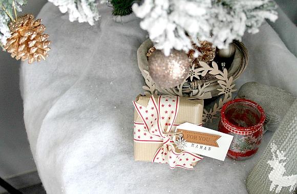 Ruban, breloque, étiquette faux-cuir Ephéméria by MiniMlescrap