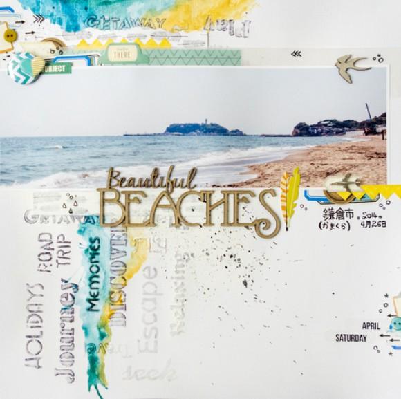 Etiquettes, boutons, flèches et breloque Ephéméria by Luckie