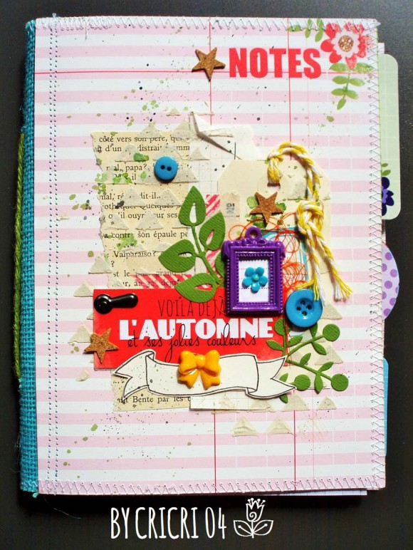 Mini automne By Cricri04 collection 4heures37 . 6 allée des Marronniers