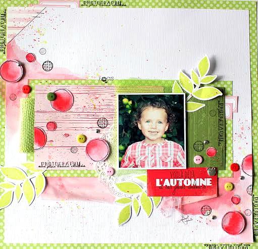 Papiers, vignettes et embellissements 4h37, étiquettes, boutons, pastilles et breloque Ephéméria by Séverine Breton