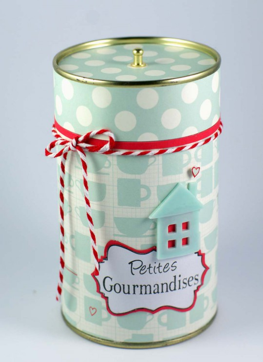 Boîte cadeau by Edith pour Éphéméria- 4heures37