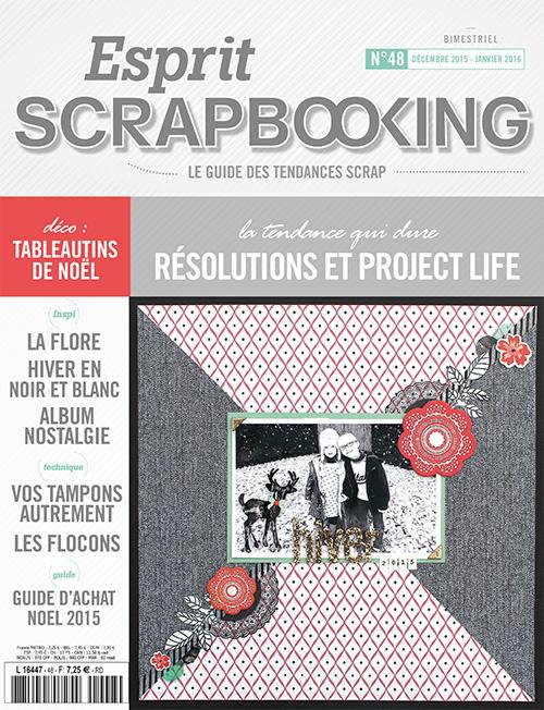 """Article Mag """"tableautins de Noël"""""""