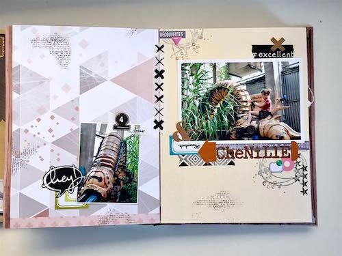 Mini album Nomade Marie Gamiz 6