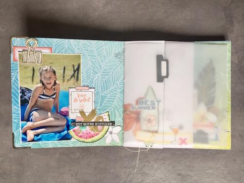 Mini album LPPD Les Ateliers de Karine Marie Gamiz 2