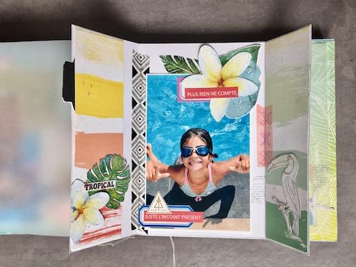 Mini album LPPD Les Ateliers de Karine Marie Gamiz 3