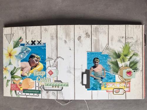 Mini album LPPD Les Ateliers de Karine Marie Gamiz 5