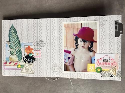 Mini album LPPD Les Ateliers de Karine Marie Gamiz 7