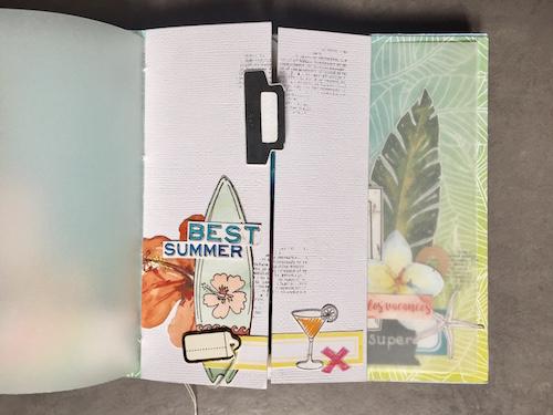 Mini album LPPD Les Ateliers de Karine Marie Gamiz 9