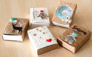 éphéméria- Matchbox By Lulu des bois
