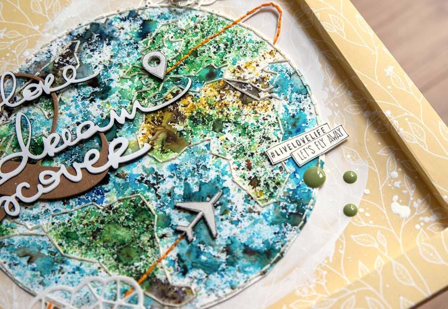 """Home Déco """"Terre"""" by Fred pour éphéméria"""