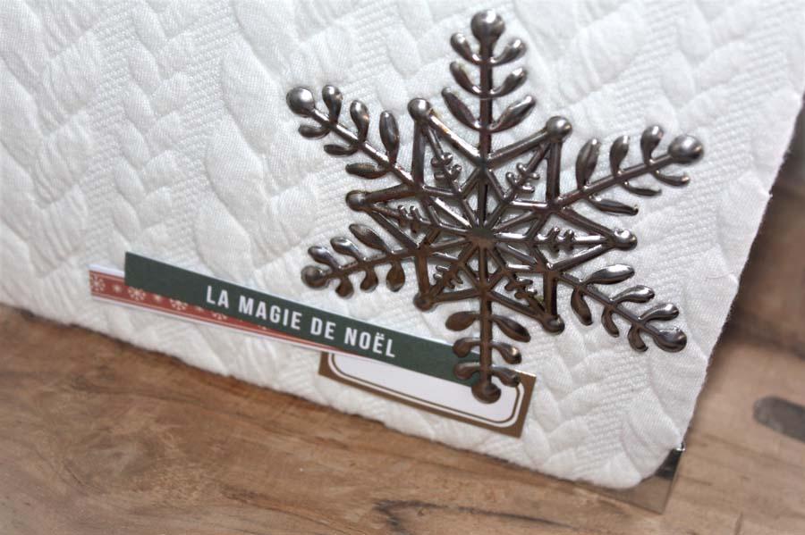 December Daily by Julie pour éphéméria- detail1
