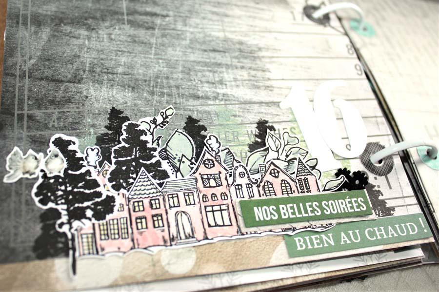 December Daily by Julie pour éphéméria-detail 4