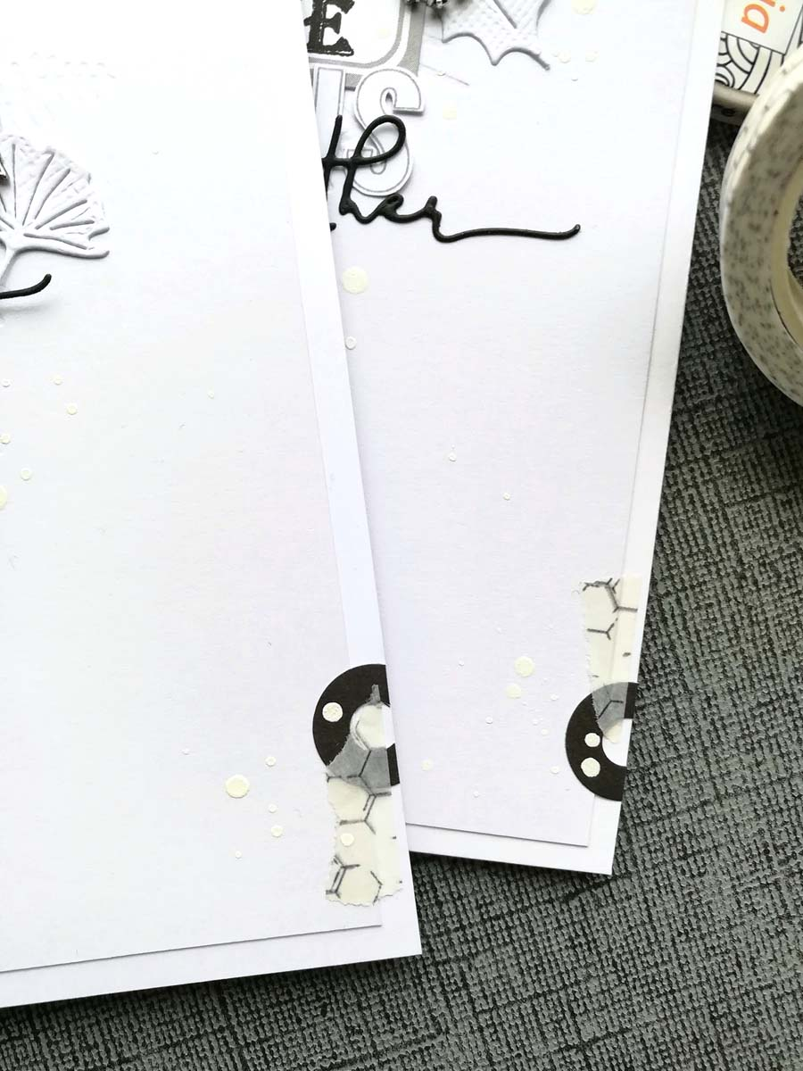 Duo de cartes by Flore pour éphéméria