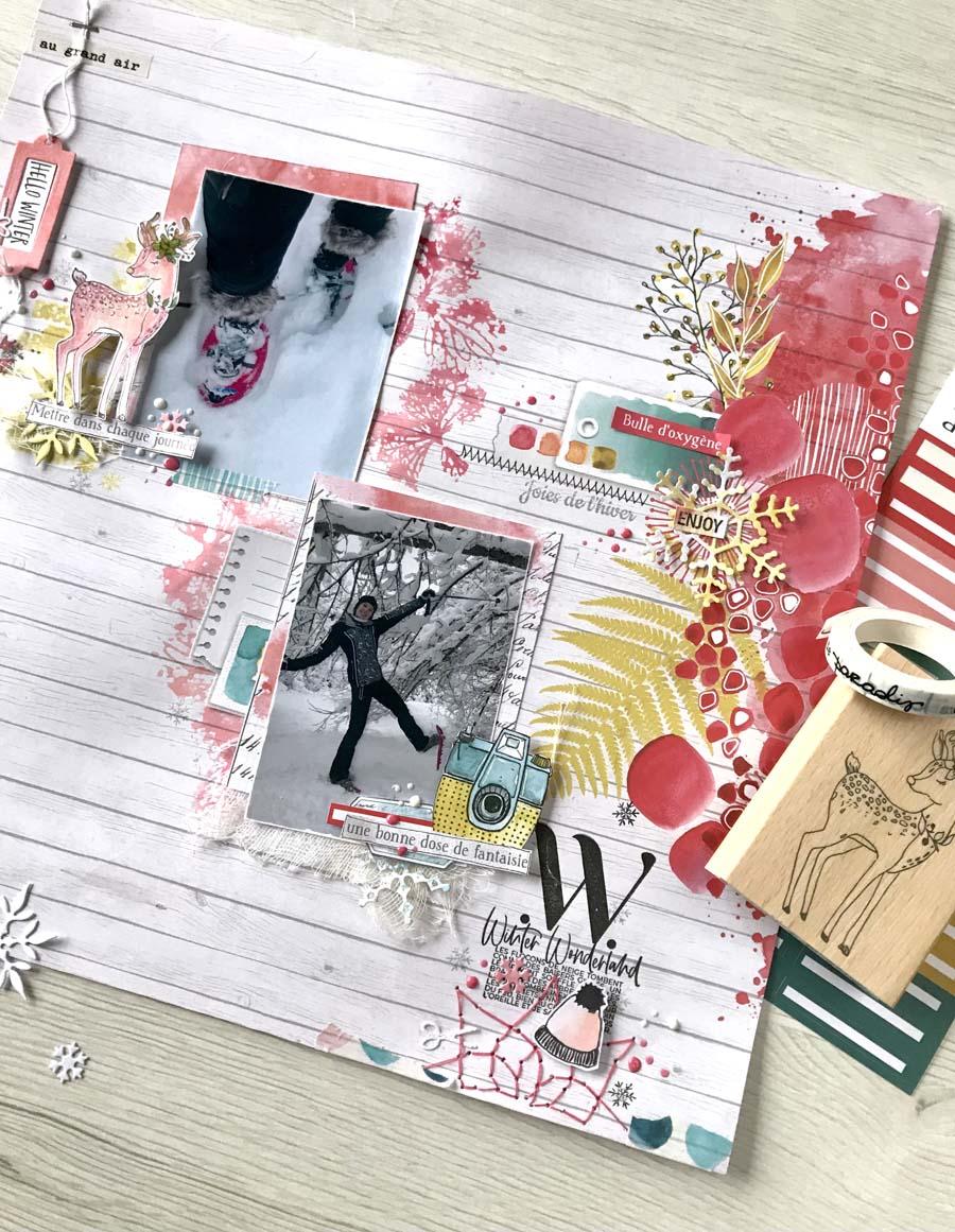 page by Vava pour éphéméria