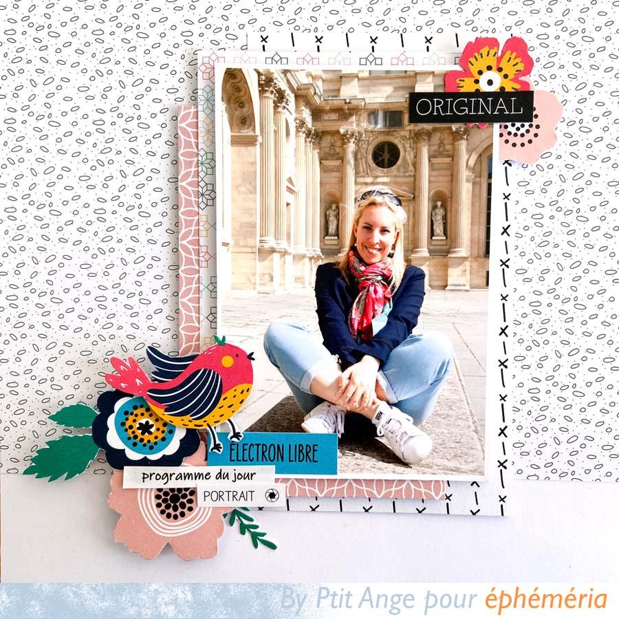 page by Ptit Ange avec la nouvelle collection Sokai pour éphéméria