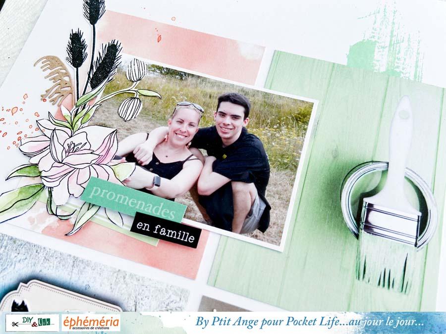 Page de Ptit Ange avec les cartes PL d'éphéméria